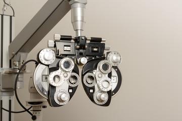 Augenarztpraxis Phoropter