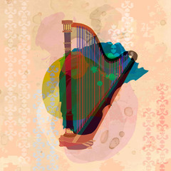 The harp