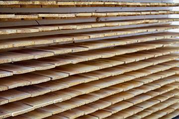 board slat fir lumber stacked pattern background closeup