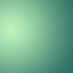 Gradient green color background