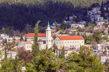 Catholic Сonvent, Ein Kerem, Jerusalem