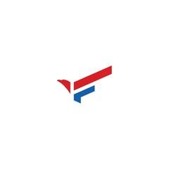 bird wing business logo