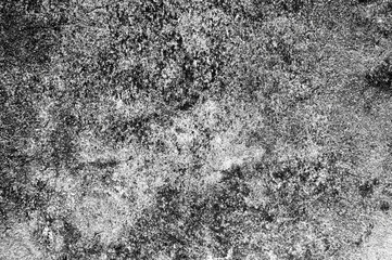 Rustic surface concrete wall. Grunge texture concrete scratched black and white color background cement. High quality. Close up...