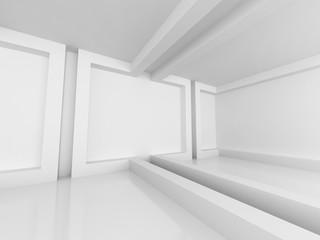 Empty Room Minimalistic Design Architecture Background