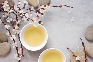 Tea spring concept