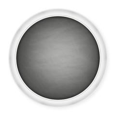 Black dirty chalkboard. EPS 10