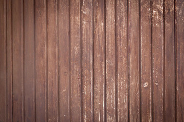 Braun wooden background