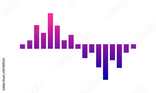sound wave stock image and royalty free vector files on fotolia com rh fotolia com