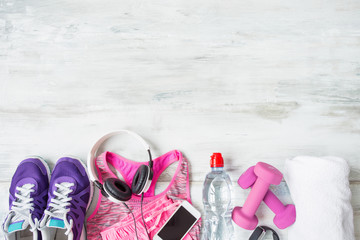 Objects for workout