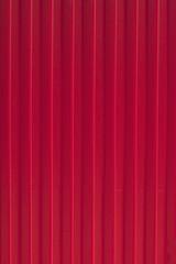Abstract red metal door background