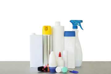 Isolated composition of recyclable objects