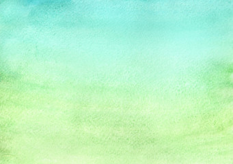 background green and blue