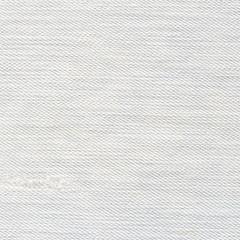 Light jeans texture background. White color canvas