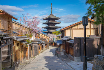 street view of kyoto city
