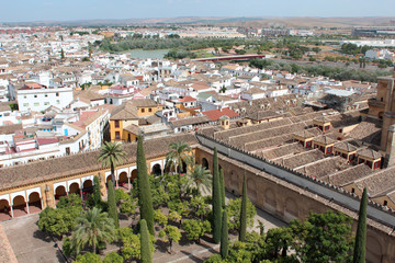 Cordoba city detail
