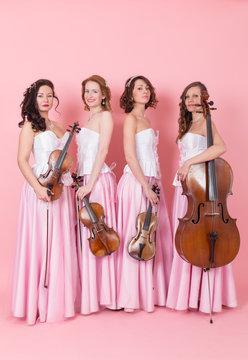 music string quartet