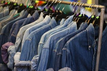 blue jeans shop