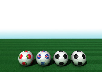 EM 2016 Gruppe F Portugal - Island
