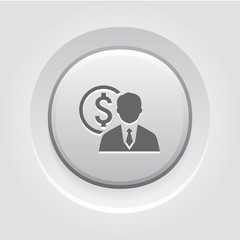 Value Icon. Business Concept