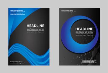 elegant business brochure flyer design