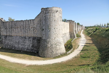 France, Seine et Marne, Provins listed as World Heritage by UNESCO