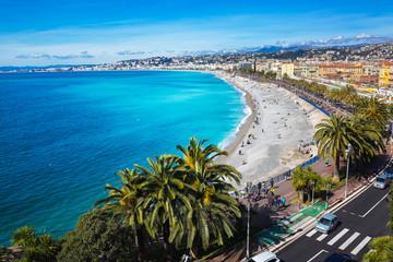 In de dag Nice Nice promenade