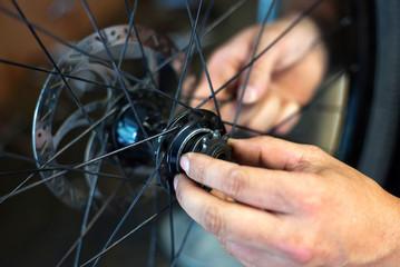 Fahrradmechaniker