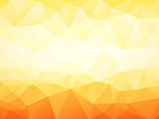 Light orange geometric background