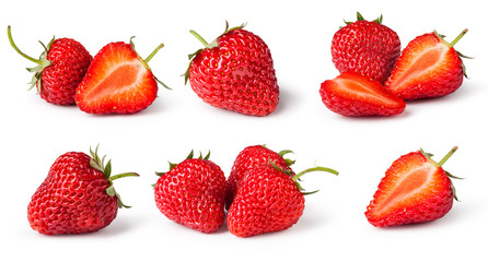 set of Strawberries