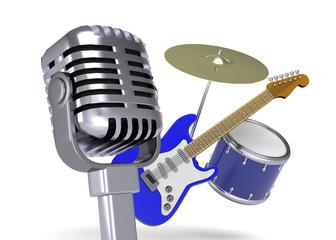 Musical Instrument - 3D