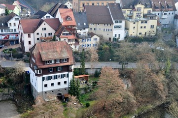Bavaria,  town,
