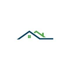 roof building logo
