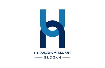 Letter Logo H