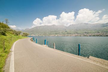 lago d'Iseo e Monte isola