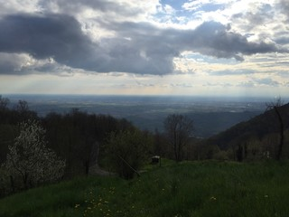 Vista da Porzus