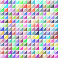 Seamless abstract squares pattern