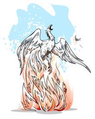 Phoenix is a symbol of revival