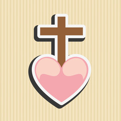 catholic icon design