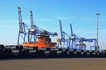 cargo berth