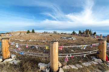 Medicine Wheel Wide Angle View