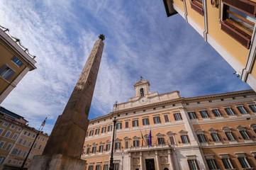Roma Palazzo di Montecitorio