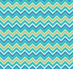 Tile chevron seamless pattern background