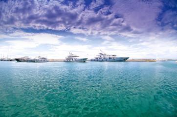 San Remo Hafen