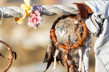 Dreamcatcher at Medicine Wheel