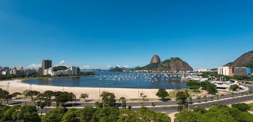Wall Mural - Sugarloaf Mountain in Rio de Janeiro