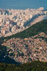 The Biggest Shanty Town in Latin America - Favela da Rocinha, Rio de Janeiro, Brazil
