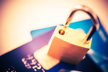 Not Safe Payments Concept