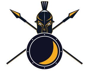 Spartan warriors or gladiators