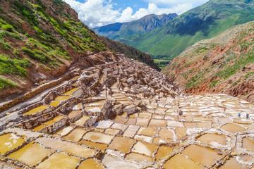 Inca Salt Pools
