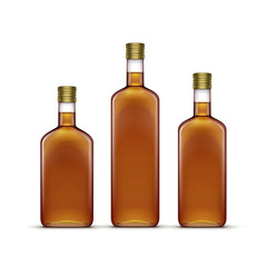 Alcohol Alcoholic Beverages Drinks Whiskey Sunflower Olive Oil Glass Bottles